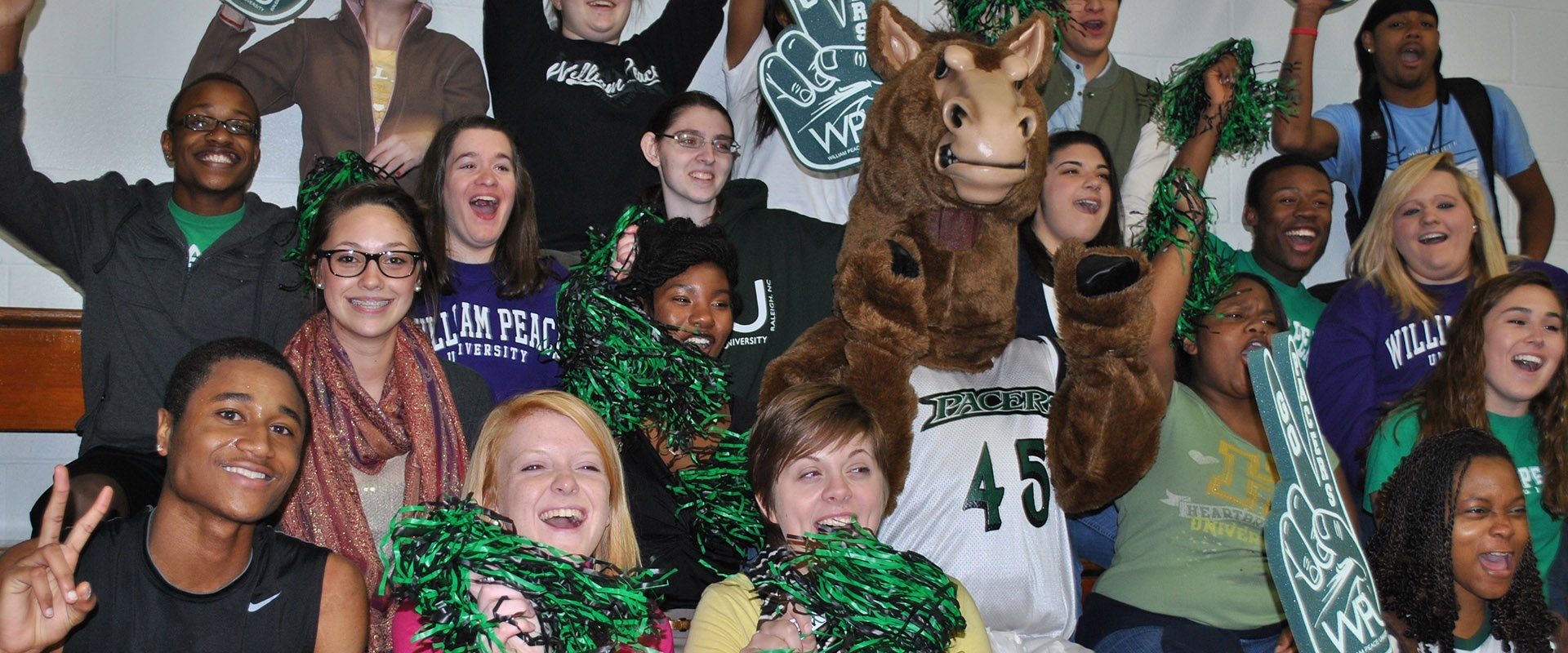 Atheltic Events at WPU - Athletics Pacer Day