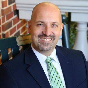 Dr. Brian C. Ralph is the 11th President of WPU