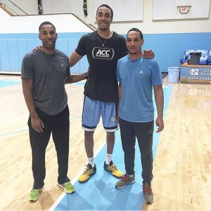 Brice Johnson 300x300 - #PrepareAtPeace: Alum Christian Gray on Training NBA Athletes & Mentoring Young Leaders