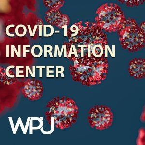 COVID 19 INFORMATION CENTER for WPU 300x300 - WPU Announces Fall 2020 Plans