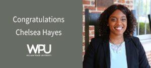 Chelsea Hayes 300x135 - Chelsea Hayes Wins Prestigious NACA Award