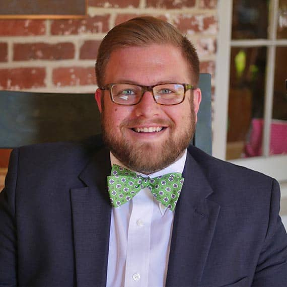 Cody Greene, WPU Staff member.
