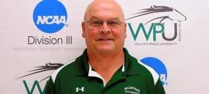 Dave Snyder, WPU gold coach.