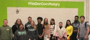 FYE WPU students at NC Food Bank 300x135 - Students are Equipped for Success at WPU