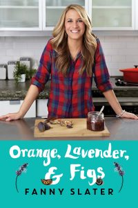 Final Orange Cover 200x300 - #PrepareAtPeace: Alumna Fanny Slater Becomes Food Network Co-Host