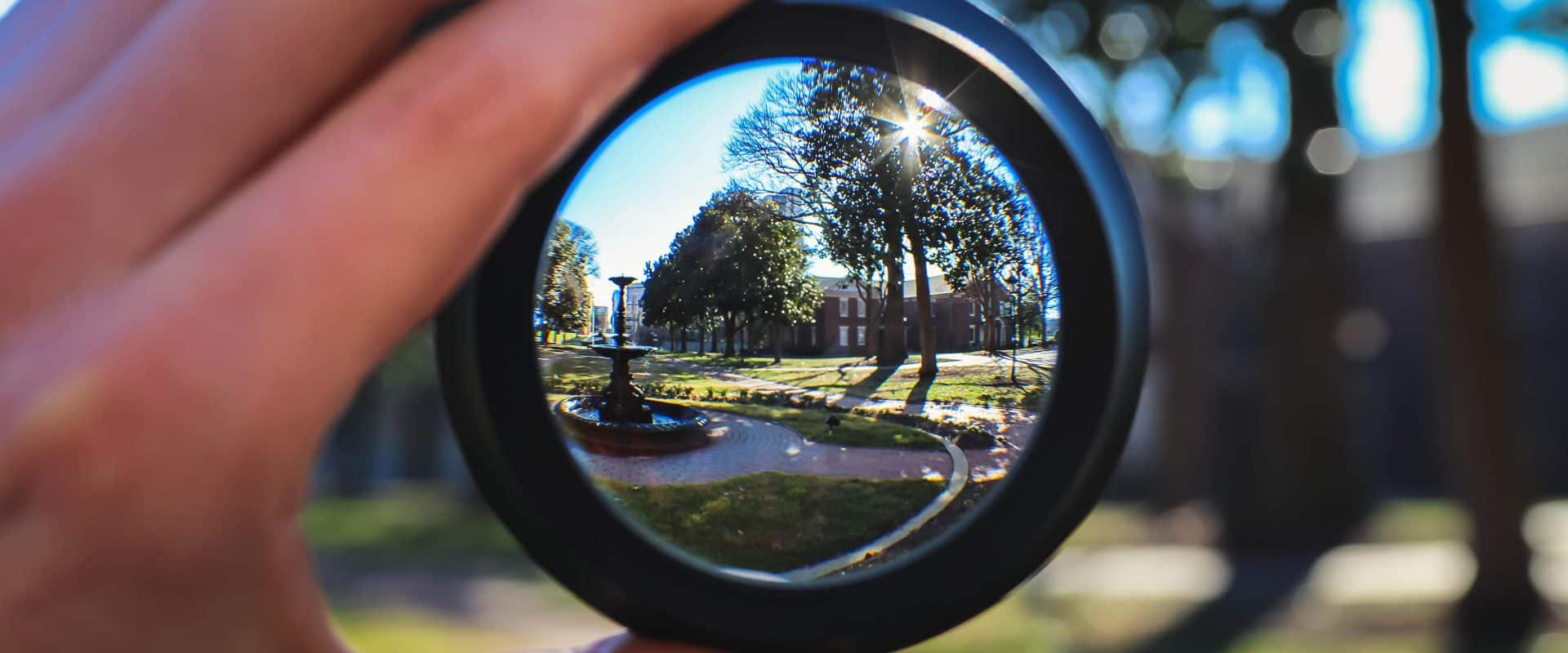 See the world through a different lens at WPU