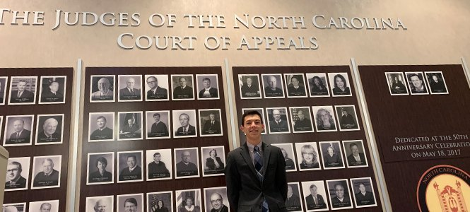 Grayson Owns Pre Law Degree from WPU - 6 Exciting Reasons To Experience College Life In Raleigh