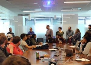 IMG 9979 300x215 - #OurRaleigh: WPU Students Learn Technical Writing At Nearby Red Hat