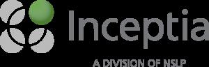 Inceptia: A Division of NSLP logo