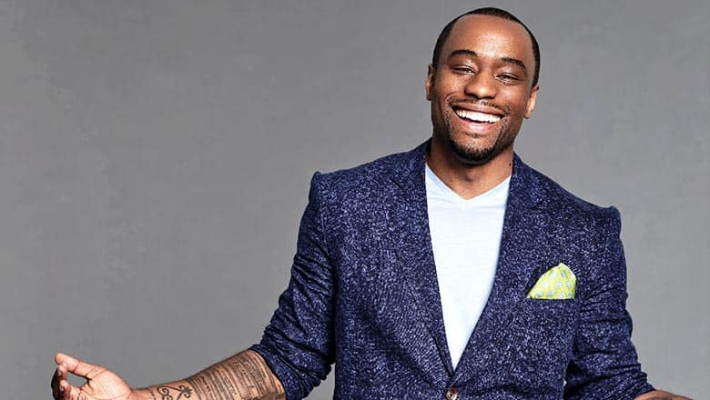 Lamont Hill Feature - Alumni & Giving