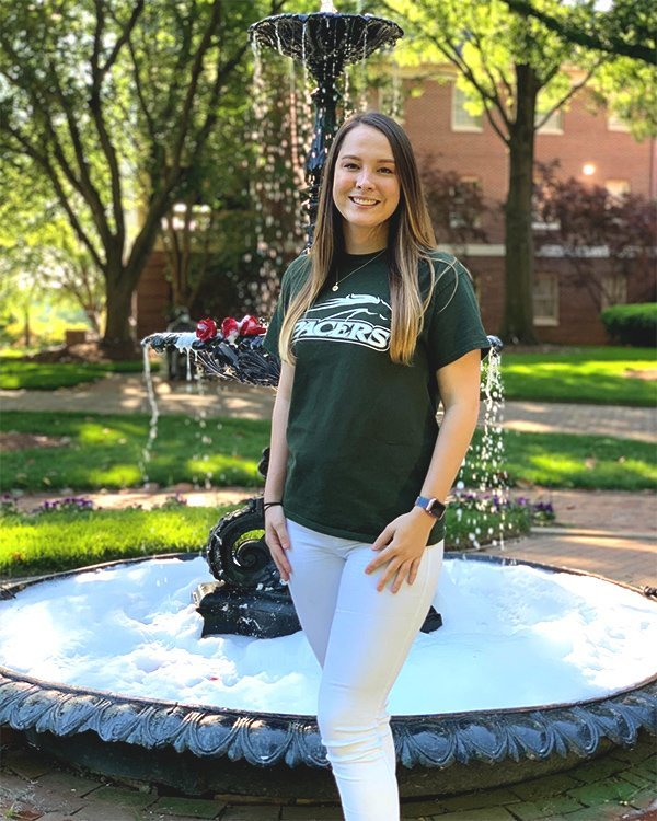 Meet Cayln Harrison 2020 Graduate of WPU - Caylan Harrison Finds Community and Growth at WPU