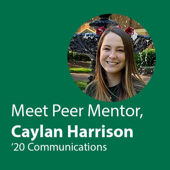Meet Peer Mentor Caylan Harrison WPU - Students are Equipped for Success at WPU