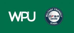 Military Friendly NEWS 300x135 - William Peace University Earns 2018-2019 Military Friendly School Designation