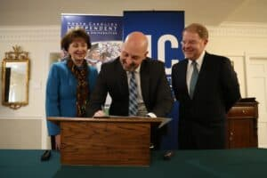 NCICU Insert 2019 300x200 - #OurRaleigh | WPU Signs New Theatre Articulation Agreement for Transferring NC Community College Students