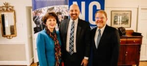 WPU President meets with NCICU