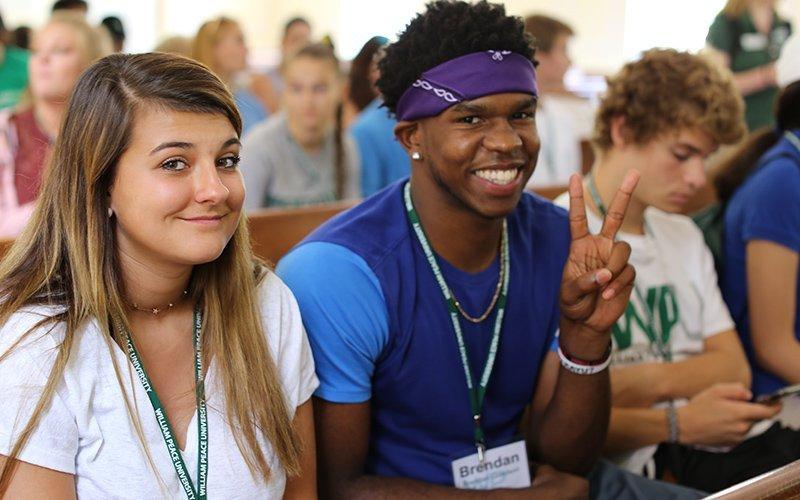 New Student Orientation 2019 1 - First Year Orientation