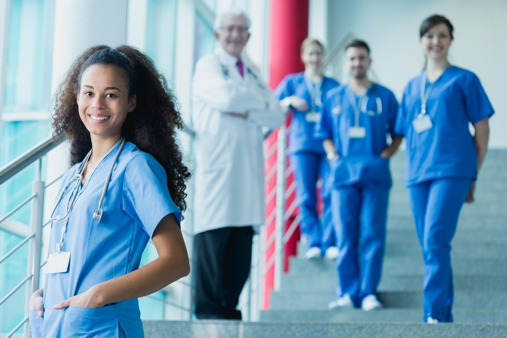 RN to BSN Nurse