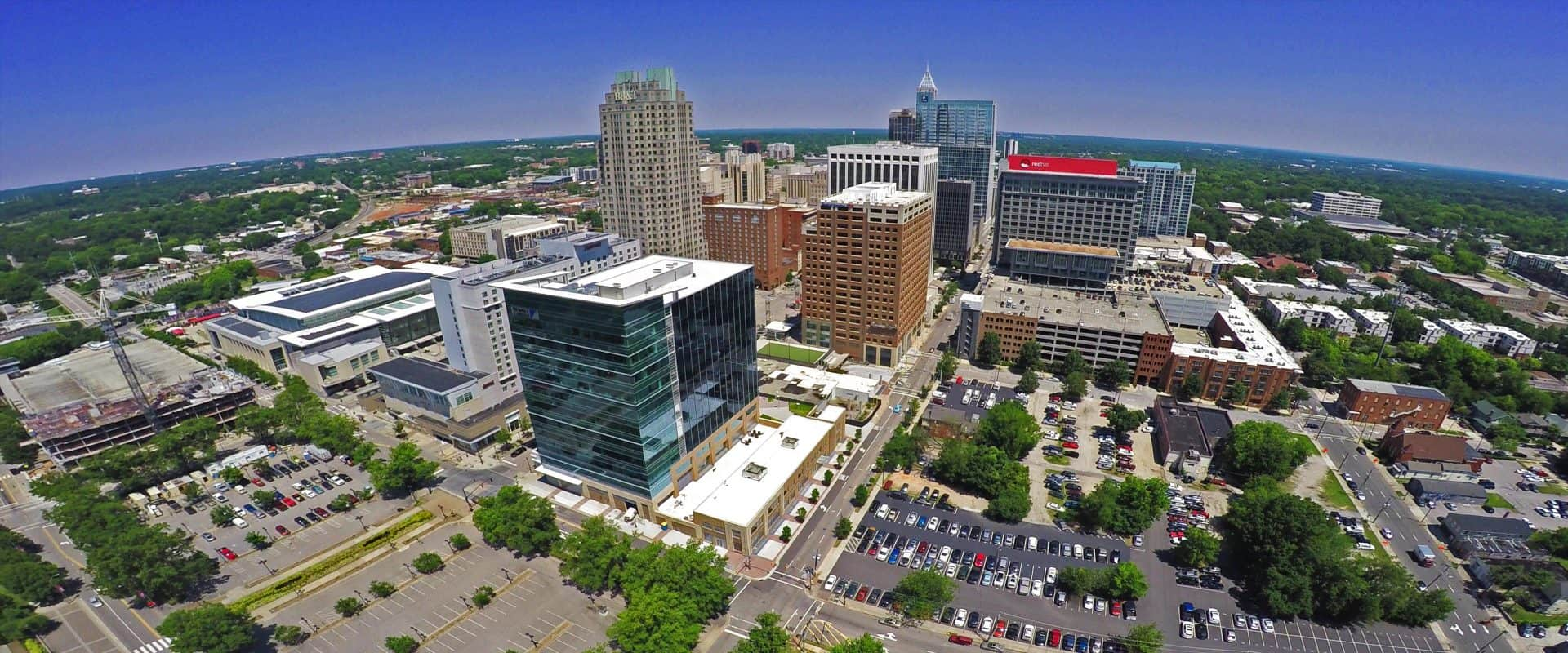 William Peace University is located in downtown Raleigh, NC