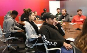 Red Hat Insert 300x185 - #OurRaleigh: WPU Students Learn Technical Writing At Nearby Red Hat