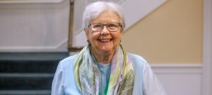 TBSJPM 300x135 - Alumna Sara Jo Manning `58,`60 Awarded William Peace Medallion