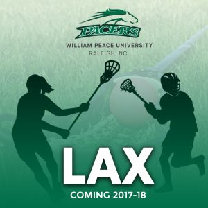 WPU LAX 300x300 - William Peace University Adds NCAA Men's and Women's Lacrosse