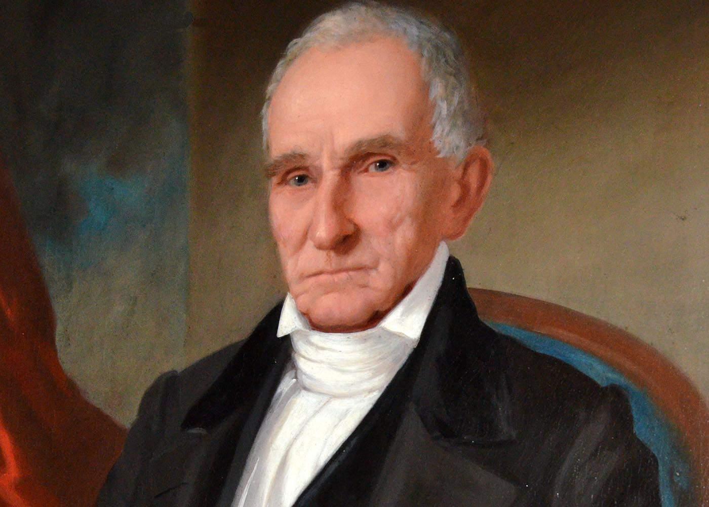 William Peace Portrait Profile - History & Tradition