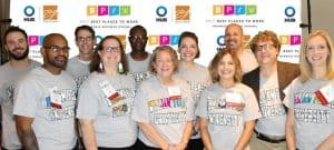 WPU is a 2017 Triangle Best Place To Work