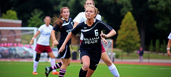 female soccer athlete wpu - News & Events