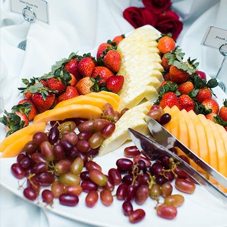 fruit tray - Facility Rentals