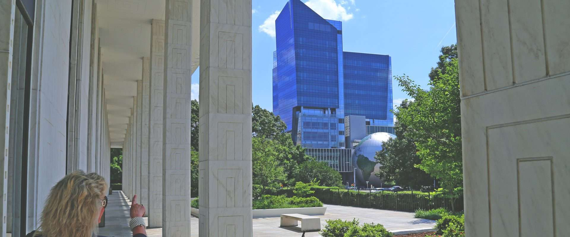 The SECU Building in Downtown Raleigh.