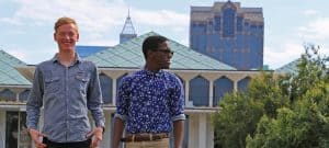 WPU students have the unique opportunity to live and attend college in downtown Raleigh